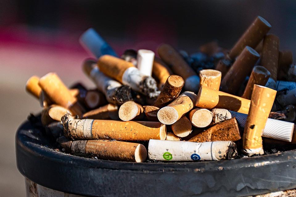 cigarette filtre